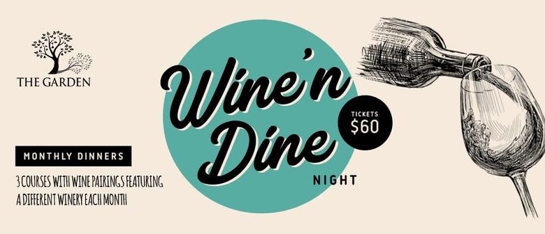 Wine n' Dine Night