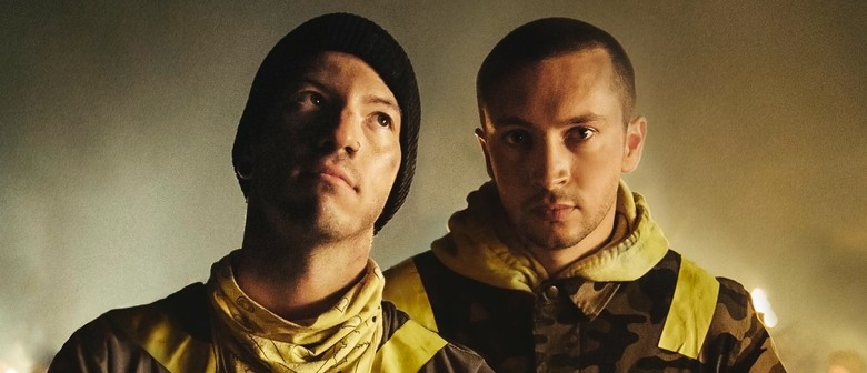 Twenty One Pilots – The Bandito Tour
