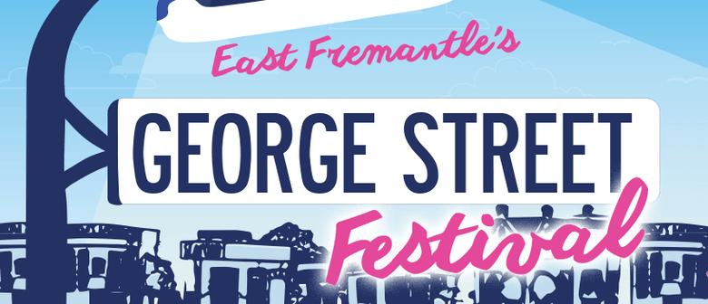 East Fremantle's George Street Festival