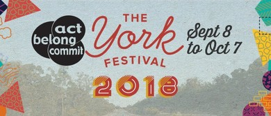 The York Festival 2018