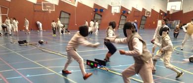 School of Fencing Open Day