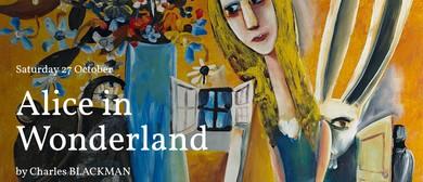 Social Painting: Alice in Wonderland by Charles Blackman