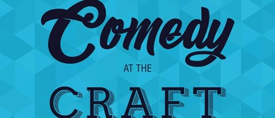 Comedy At the Craft – Wednesdays