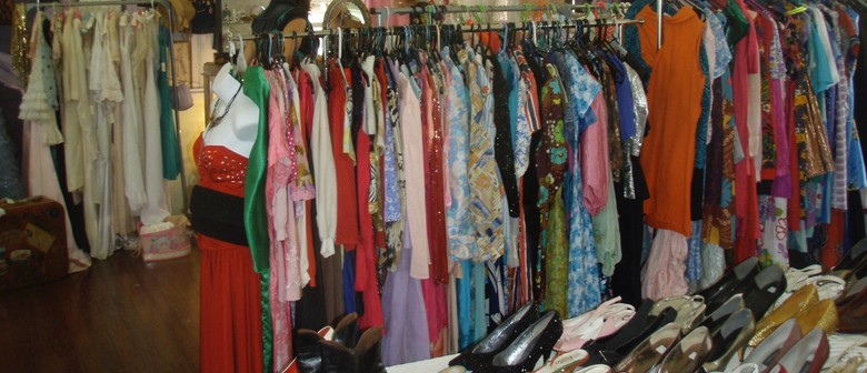 Frock Up Canberra Winter Event and Sale