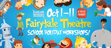 October Fairytale Theatre School Holiday Workshops