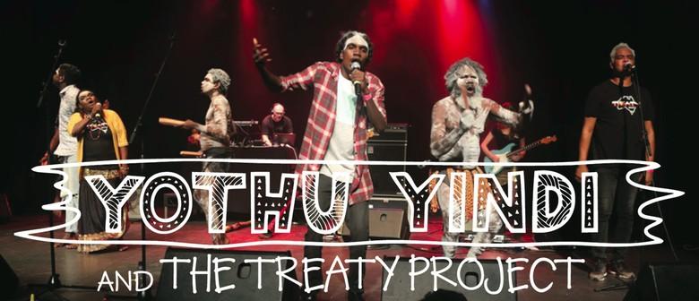 Yothu Yindi and the Treaty Project