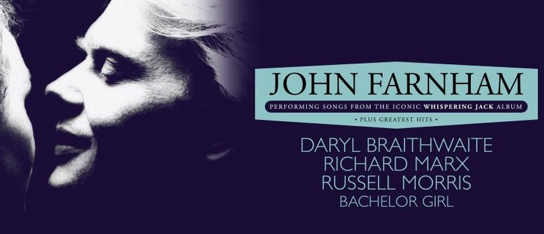 A Day On The Green ft. John Farnham: SOLD OUT