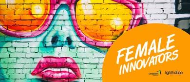 Festival of Ambitious Ideas: Female Innovators