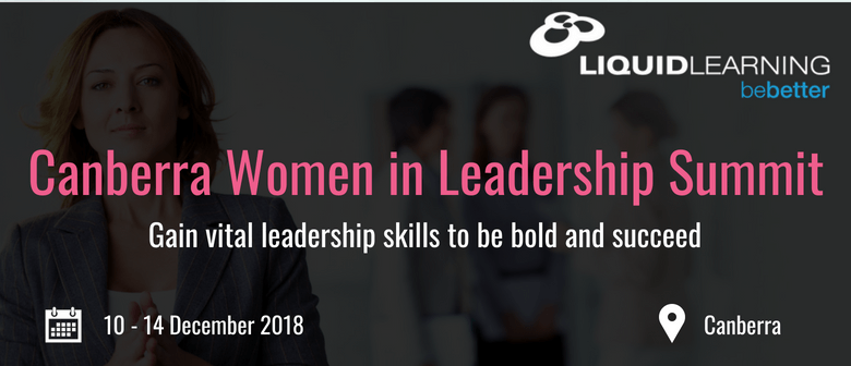 Canberra Women In Leadership Summit