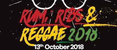 Rumfest 2018: Rum, Ribs and Reggae