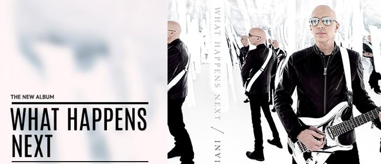 Joe Satriani – What Happens Next Tour 2018