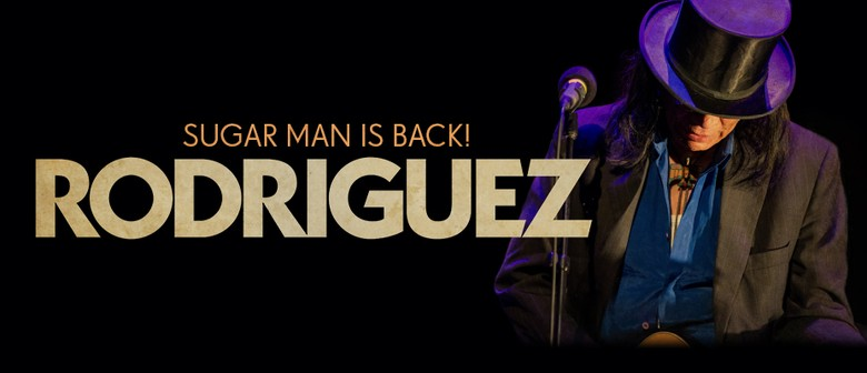 Rodriguez Headline Show: CANCELLED