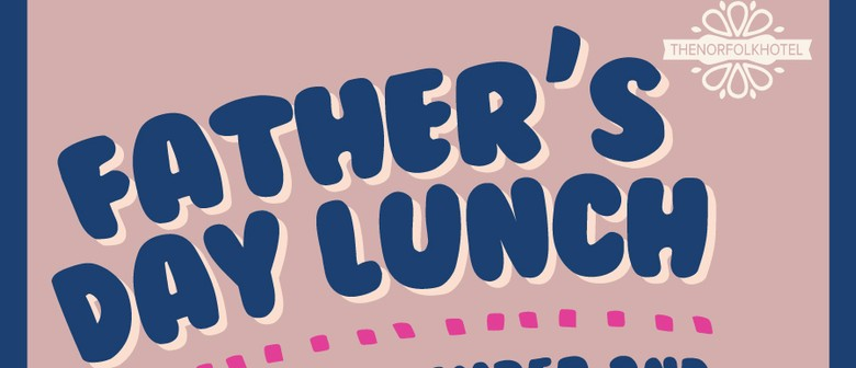Father's Day Lunch