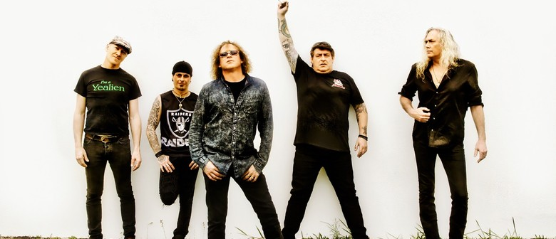 The Screaming Jets & Boom Crash Opera: Rock Radio Riot Tour