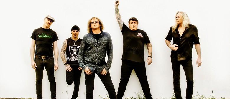 The Screaming Jets & Boom Crash Opera: Rock Radio Riot Tour