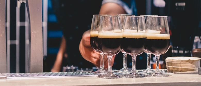 Death By Chocolate and Barrel Aged Beer