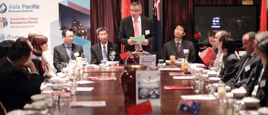 Australia-China Business Leaders Luncheon