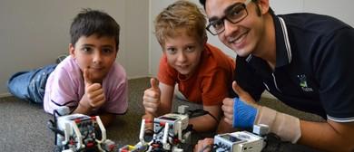 Lego Robotics 1 With Fizzics