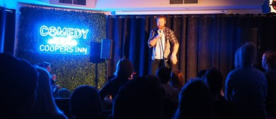 Comedy At the Coopers Inn