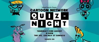 Cartoon Network Quiz Night