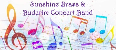 Sunshine Brass and Buderim Concerts Bands