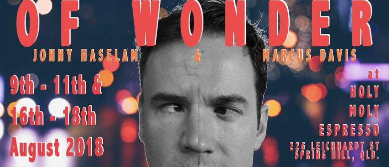 Standup Comedy: Some Kind of Wonder – Bris Funny Fest