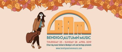Bendigo Autumn Music Festival