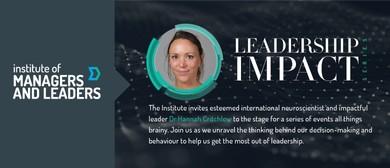 IML Leadership Impact Series – Canberra