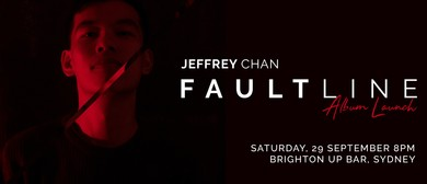 FaultLine Album Launch – Jeffrey Chan