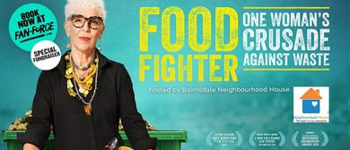 Food Fighter: One Woman's Crusade Against Waste Screening
