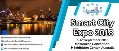 Smart City and IoT Expo 2018