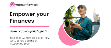 Women for Wealth: Empower Your Finances