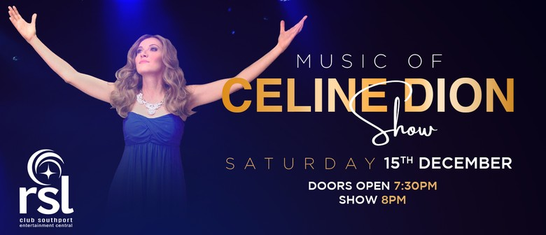 Music of Celine Dion Show