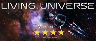 Living Universe – Q&A Special Event with NASA Scientists