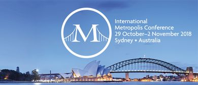 International Metropolis Conference 2018