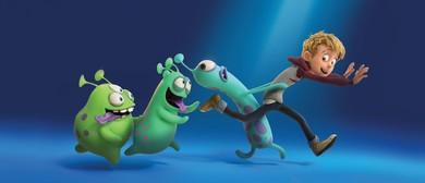 Cinebuzz Crew Advance Screening – Luis and the Aliens