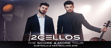 2Cellos: The Score & More Tour