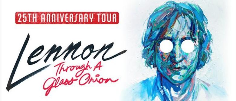 Lennon – Through A Glass Onion