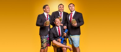Modern Maori Quartet: That's Us!