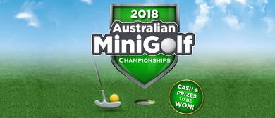 2018 Australian Minigolf Championships