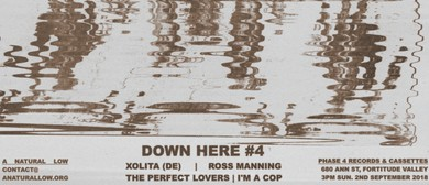 Down Here #4: The Perfect Lovers & more