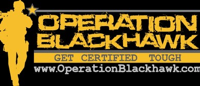 Operation Blackhawk's Battlefield Challenge & Kiddyhawk Mud