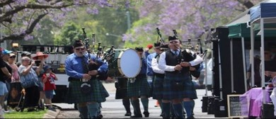 The Celtic Festival of Queensland