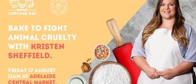 Bake to Fight Animal Cruelty With Kristen Sheffield