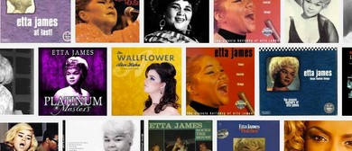 The Wallflower – Etta James Show