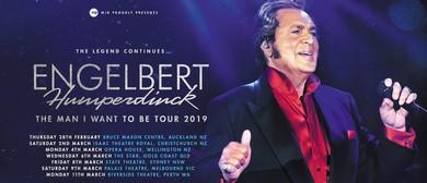 Engelbert Humperdinck – The Man I Want To Be Tour 2019