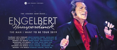 Engelbert Humperdinck – The Man I Want To Be Tour 2019
