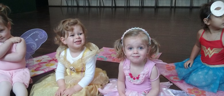 Princess Dance Workshop (2-5yrs)