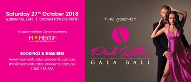The Pink Ribbon Ball