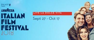 2018 Lavazza Italian Film Festival